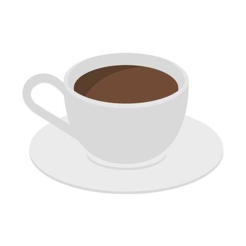 コーヒーのアイコン・イラスト
