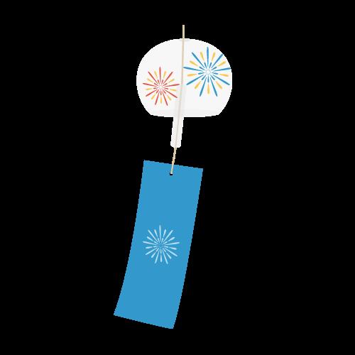 風鈴の無料アイコン・イラスト素材