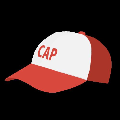 帽子(キャップ)の無料アイコン・イラスト素材