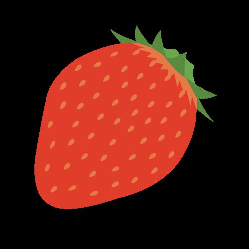 苺の無料アイコン・イラスト素材