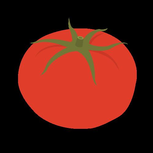 トマトの無料アイコン・イラスト素材