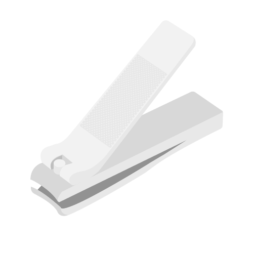爪切りの無料アイコン・イラスト素材