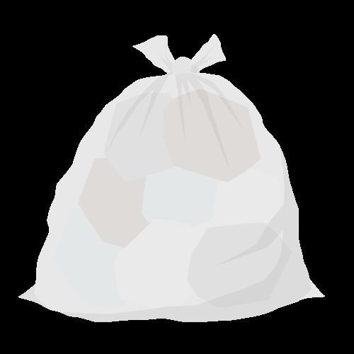 ゴミ袋の無料アイコン・イラスト素材