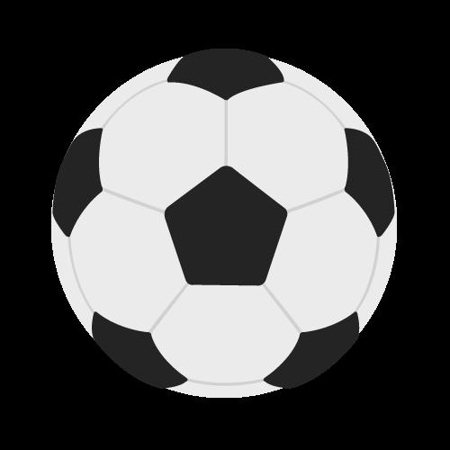 サッカーボールの無料アイコン・イラスト素材