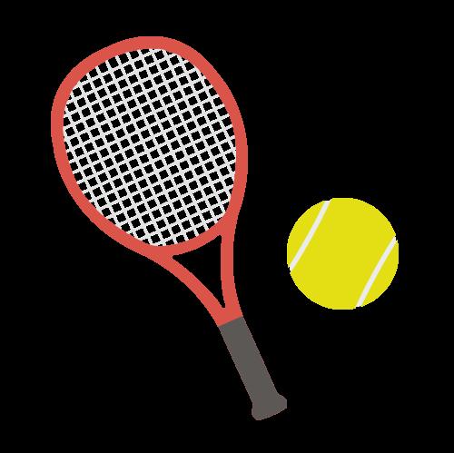 テニスの無料アイコン・イラスト素材