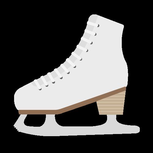アイススケートの無料アイコン・イラスト素材