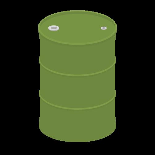 ドラム缶の無料アイコン・イラスト素材