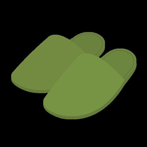 スリッパの無料アイコン・イラスト素材