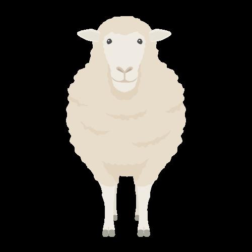 羊の無料アイコン・イラスト素材