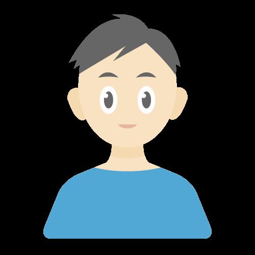 人物(成人/男性)の無料アイコン・イラスト素材