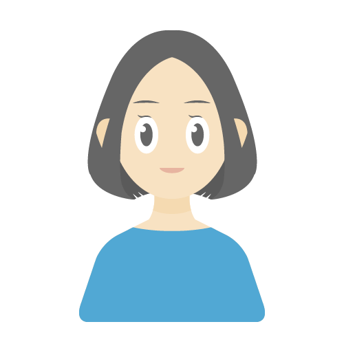人物(成人/女性)の無料アイコン・イラスト素材