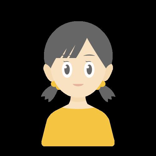 人物(子供/女性)の無料アイコン・イラスト素材