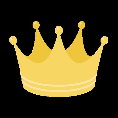王冠の無料アイコン・イラスト素材