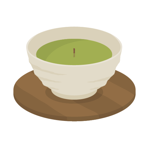 お茶の無料アイコン・イラスト素材