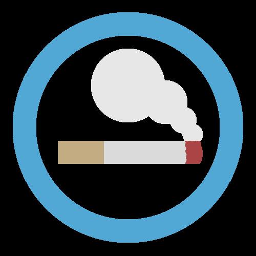 喫煙可・喫煙席の無料アイコン・イラスト素材