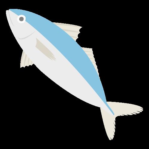 魚の無料アイコン・イラスト素材