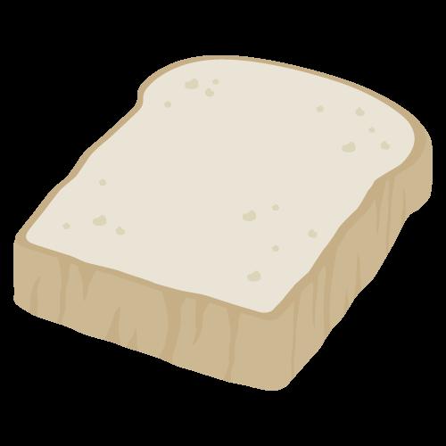 食パンの無料アイコン・イラスト素材