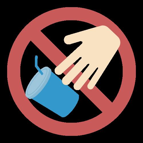 ポイ捨て禁止2