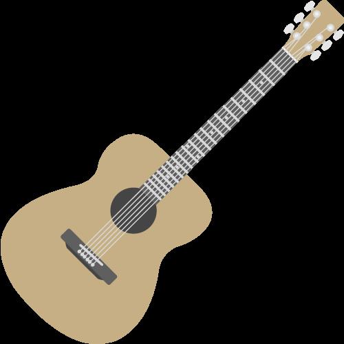 ギターのアイコン・イラスト