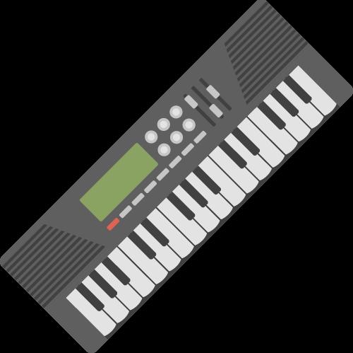 キーボードの無料アイコン・イラスト素材