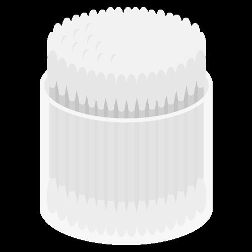 綿棒の無料アイコン・イラスト素材