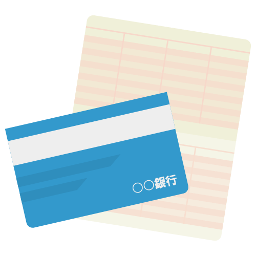 通帳の無料アイコン・イラスト素材