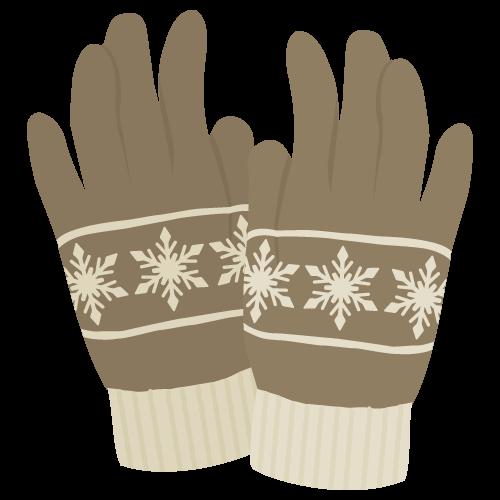 手袋の無料アイコン・イラスト素材