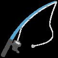 釣り竿の無料アイコン・イラスト素材