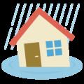 水害(災害)の無料アイコン・イラスト素材