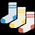 靴下の無料アイコン・イラスト素材