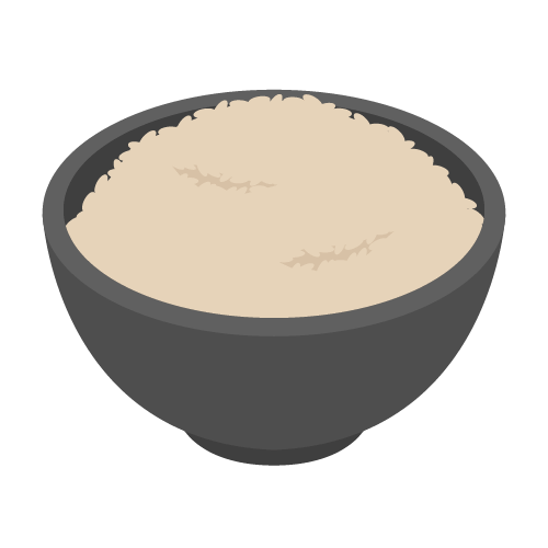 玄米の無料アイコン・イラスト素材