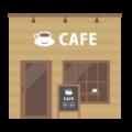 カフェの無料アイコン・イラスト素材