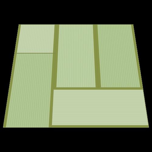 畳の無料アイコン・イラスト素材