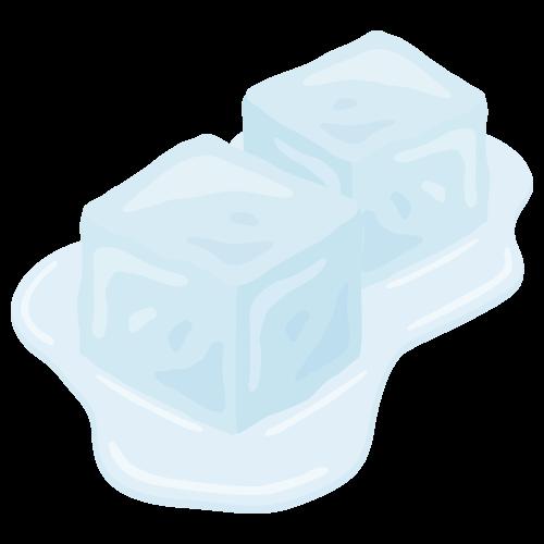 氷の無料アイコン・イラスト素材