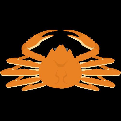 蟹の無料アイコン・イラスト素材