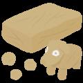 粘土の無料アイコン・イラスト素材