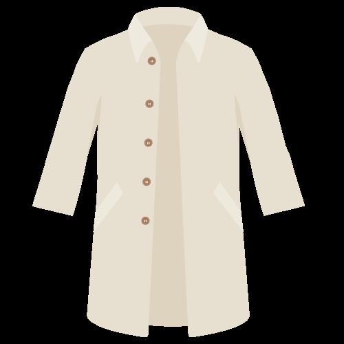 コートの無料アイコン・イラスト素材