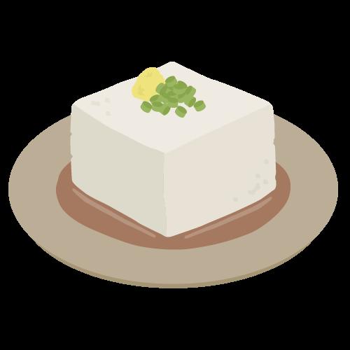豆腐の無料アイコン・イラスト素材