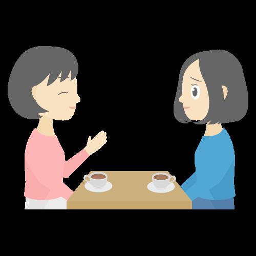 相談の無料アイコン・イラスト素材